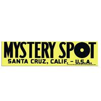 Mystery Spot Santa Cruz, CA